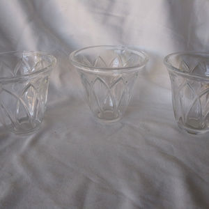 Retired PartyLite Classic Creations Votive Holders